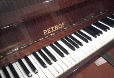 Хорошее пианино