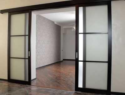 Выбор и установка автоматических раздвижных дверей