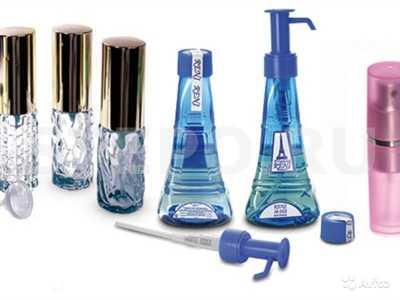 Хорошая наливная парфюмерия по доступным ценам