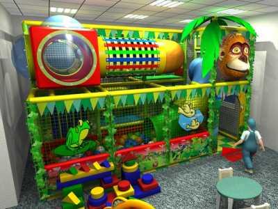 Детские лабиринты и игровое развитие ребенка