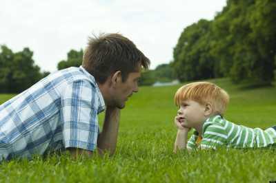 Отец учит жизни