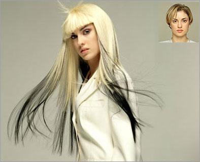 Правда о наращённых волосах
