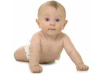 Развитие грудного ребёнка