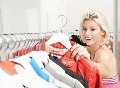 Выбор брендовой одежды
