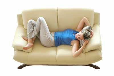 Время избавляться от старого дивана