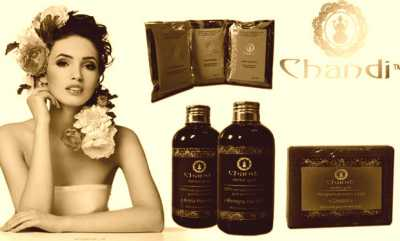 Натуральная косметика Chandi