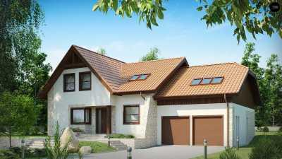 Строительство домов под ключ и проекты