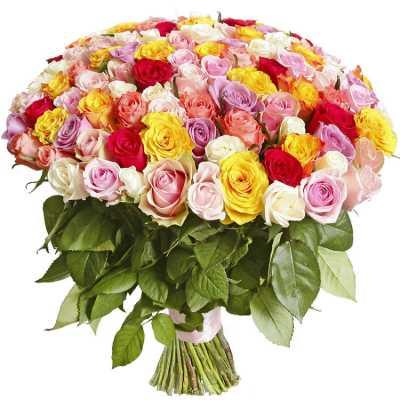 Композиции из роз лучший подарок