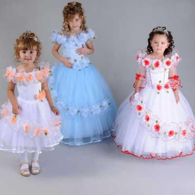 Где искать платья для девочек