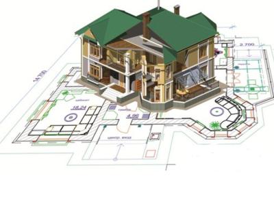 Возможности проектирования коттеджей