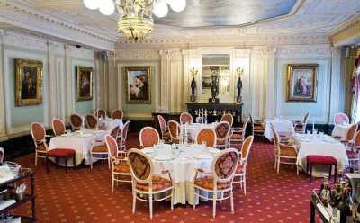 Знаменитые исторические рестораны Санкт-Петербурга