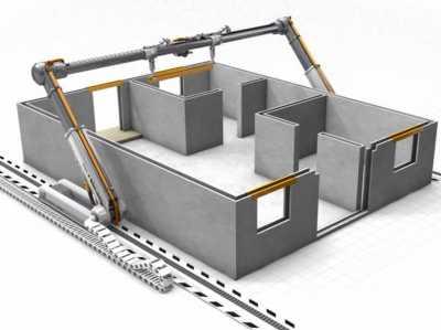 Применение пластичных и литых смесей в строительстве