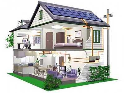 Электроснабжение квартиры и дома