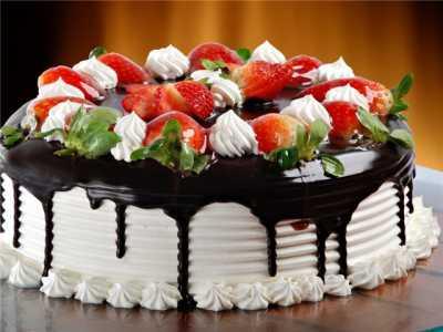 Вкусный торт для ребенка