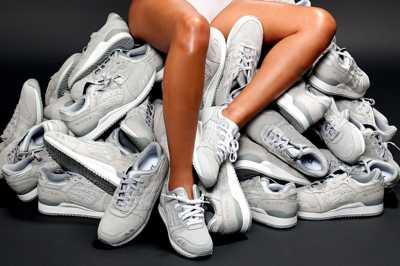 Выбор нескользящей обуви
