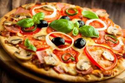 Пицца в Алматы – лучший способ подкрепиться круглосуточно