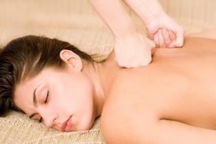 Массаж - здоровье вашей спины