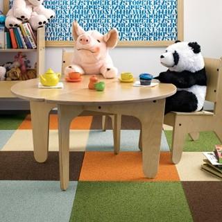 Стильные и надежные детские комнаты