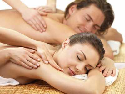 Спасение от усталости массаж