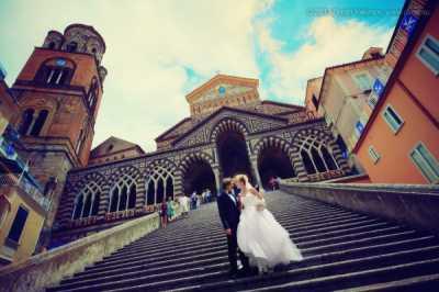 Свадьба в романтической Италии