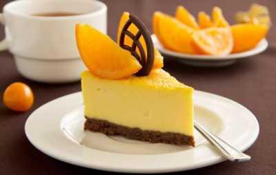Готовим красивый десерт
