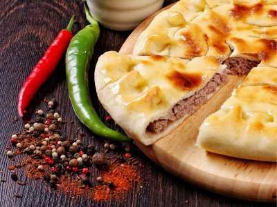 Что такое осетинские пироги